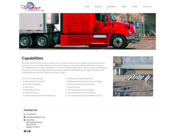 Farose Logistics LLC
